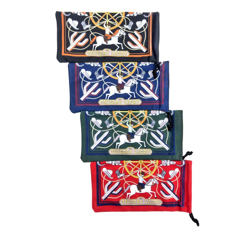 THIERRY LASRY POUCHES DESIGN