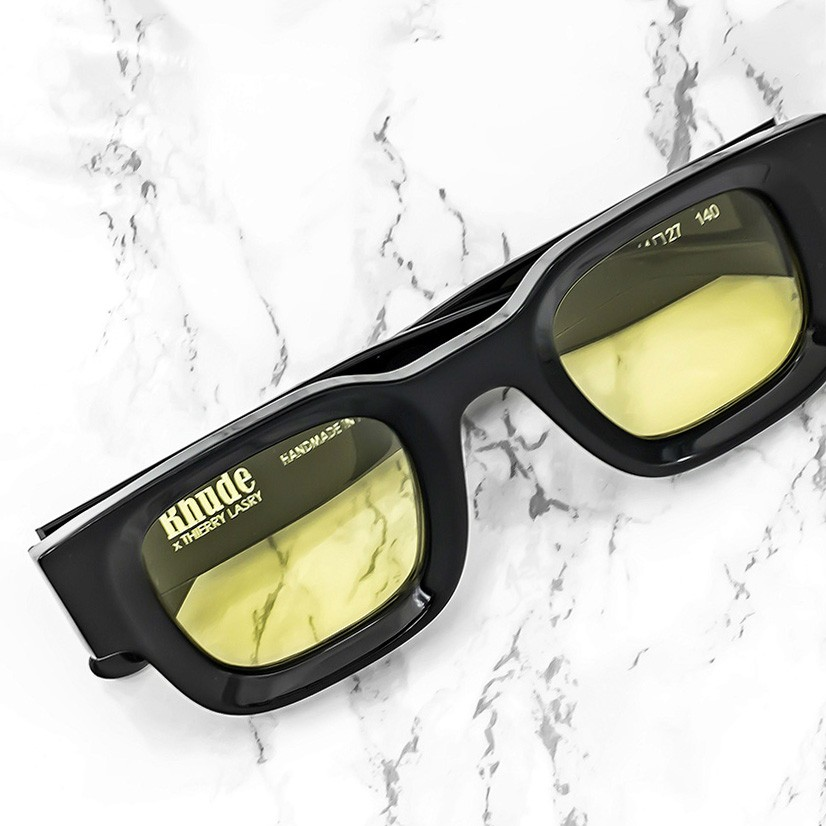 RHUDE x THIERRY LASRY RHEVISION 101 YELLOW