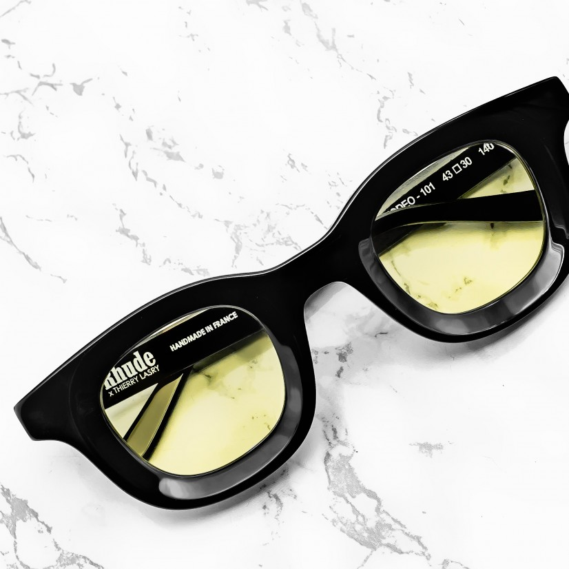 RHUDE x THIERRY LASRY RHODEO 101 YELLOW