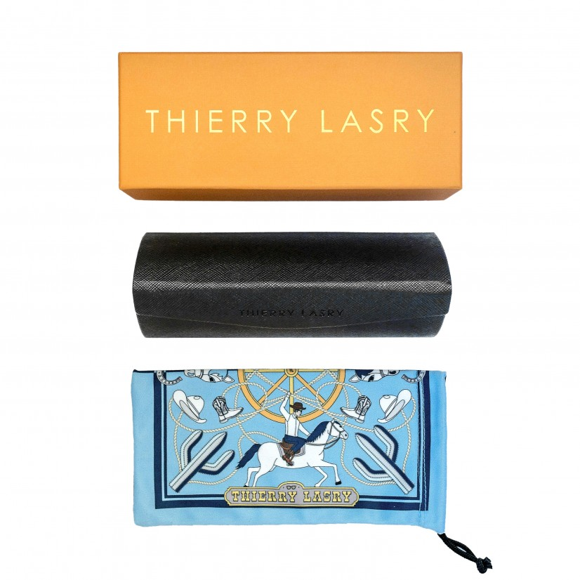 THIERRY LASRY OPTICAL PACKAGING