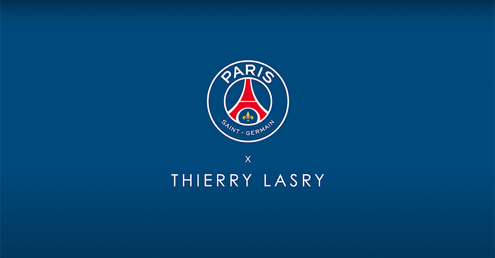 PARIS SAINT-GERMAIN x THIERRY LASRY Collaboration Video