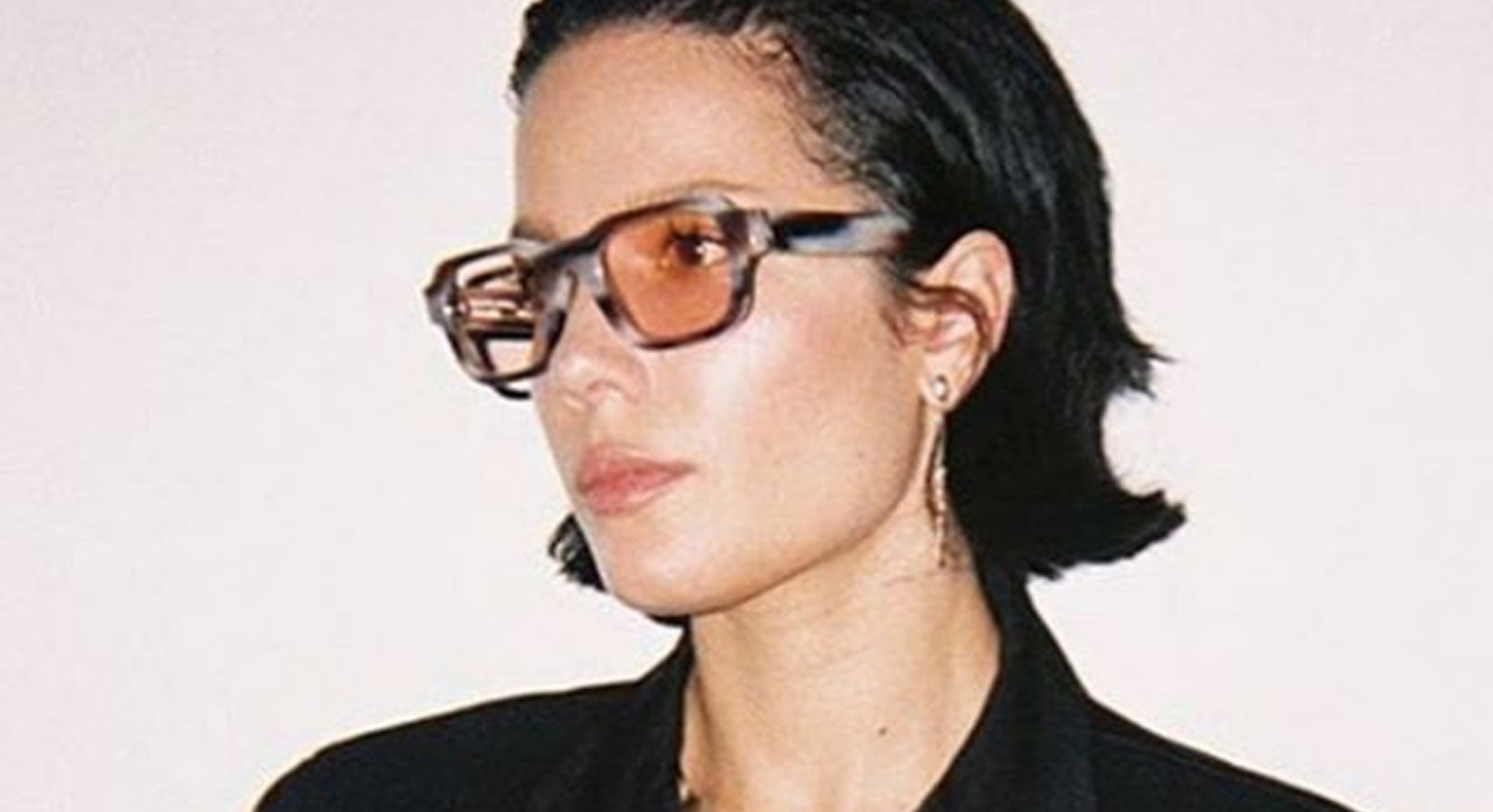 "HALSEY WEARING THE ENFANTS RICHES DÉPRIMÉS X THIERRY LASRY ""THE ISOLAR 2"""