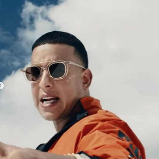 "DADDY YANKEE wearing the THIERRY LASRY sunglasses ""GENDERY"""