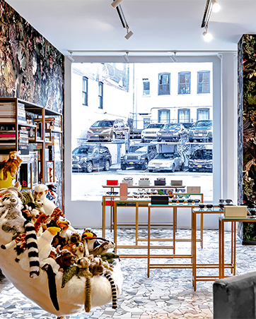 Thierry Lasry New York Shop